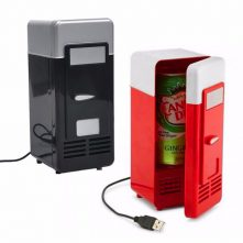 Drink Cans Cooler Warmer Portable Refrigerator