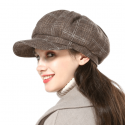 Winter Warm Wool Women Cowboy hats