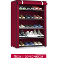 Non-woven Fabric Storage Shoe Rack