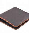 Moterm Crazy Horse Leather Men Wallets