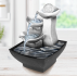 Waterfall Feng Shui Desktop Water Sound Table