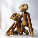 Nordic Figurine Art Home Decoration Cute Puzzle