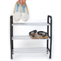New 3 Tier Plastic Shoes Rack Organizer Stand Shelf Holder
